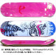 """【8.25"""" デッキ スケートボード ウィークエンド】WKND Trevor Thompson Scheming 8.25"""" CT Pink"""