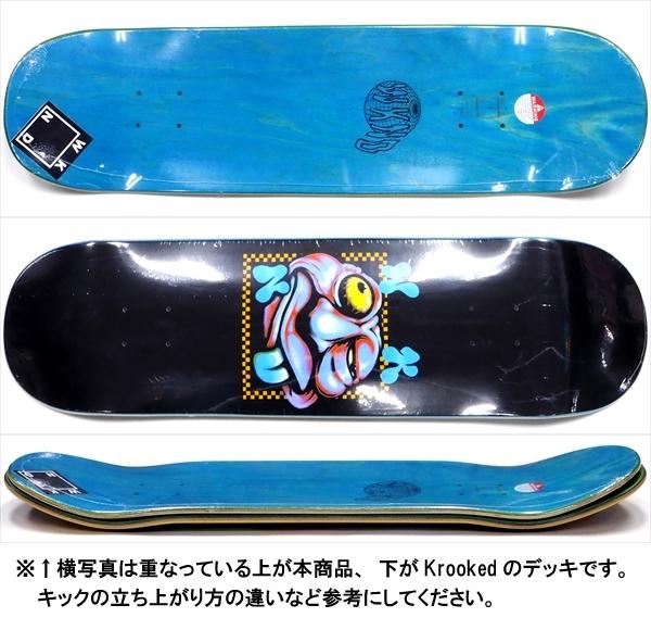 """【8.5"""" デッキ スケートボード ウィークエンド】WKND Zooted Logo 8.5"""""""