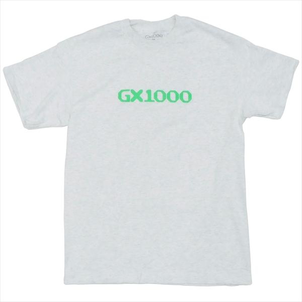 【Tシャツ スケートボード ジーエックス1000】GX1000 OG Logo Ash