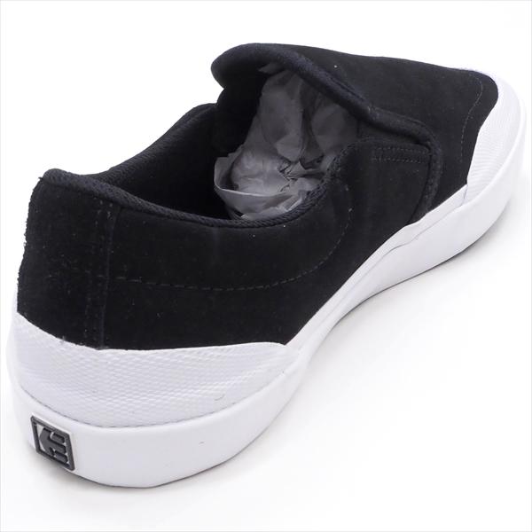 """【23.0cm/5.0"""" シューズ スケートボード エトニーズ】Etnies Marana Slip XLT Black/White"""