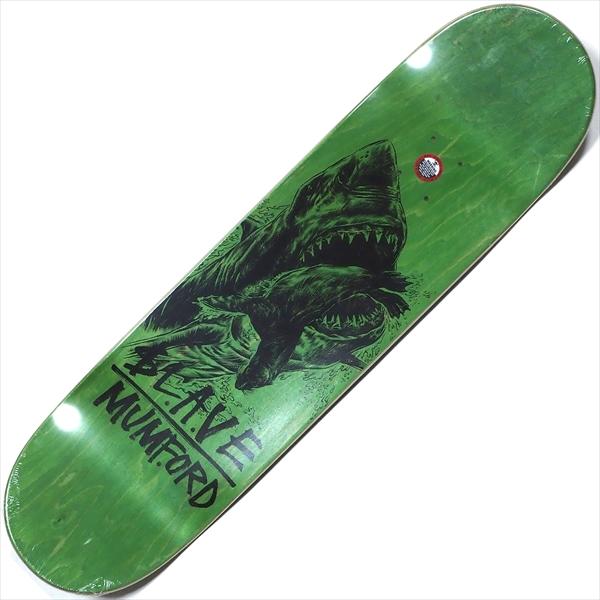 """【8.5"""" デッキ スケートボード スレイブ】Slave Matt Mumford Animal Kingdom 8.5"""""""