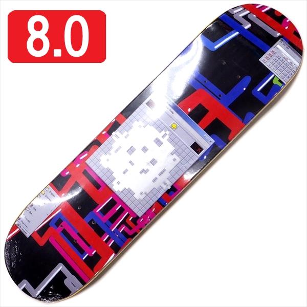 """【8.0"""" デッキ スケートボード ウィークエンド】WKND Tom Karangelov Minesweeper 8.0"""""""