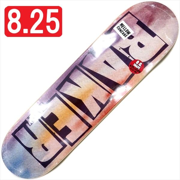 """【8.25"""" デッキ スケートボード ベイカー】Baker Justin Figueroa Brand Name Watercolor 8.25"""""""