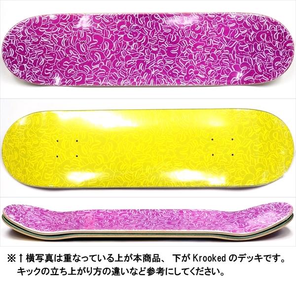 """【8.25"""" デッキ スケートボード ブルーカウチ】Bluecouch Canary Core 8.25"""""""