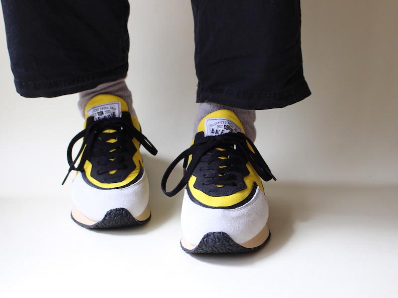 SPRINTER SP Yellow