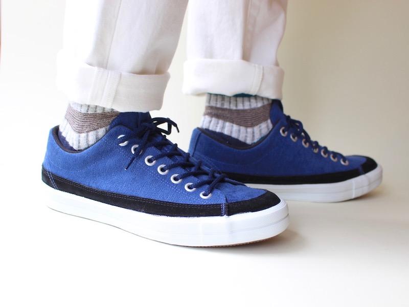 BAGEL-LO MOLE Blue×Black