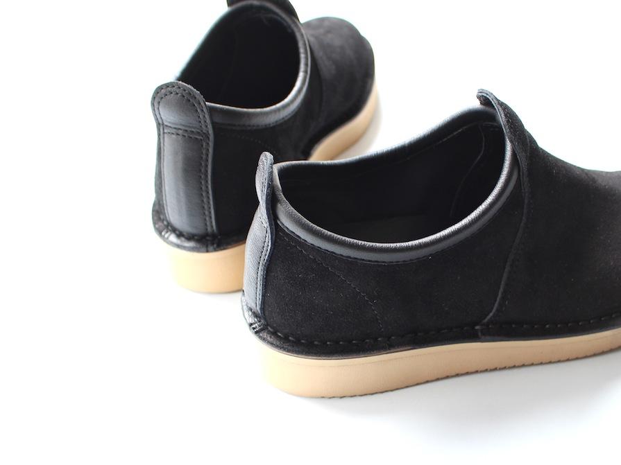 《SALE》SWIFT LO SUEDE Black