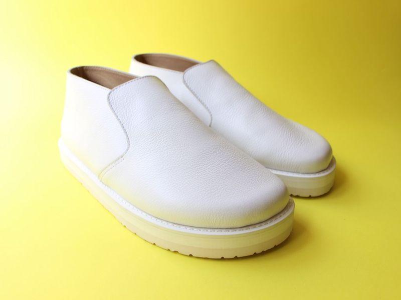 PUFFIN SLIP WP White