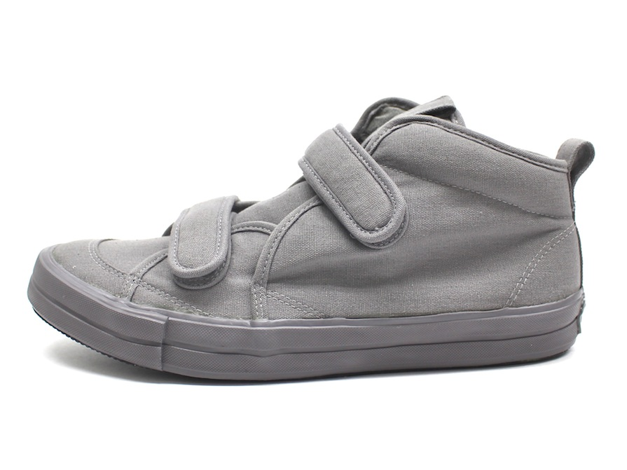 《SALE》SANDWICH-MID STRAP SOLID Grey