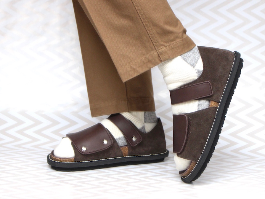 《SALE》PUFFIN 2 Brown×Brown