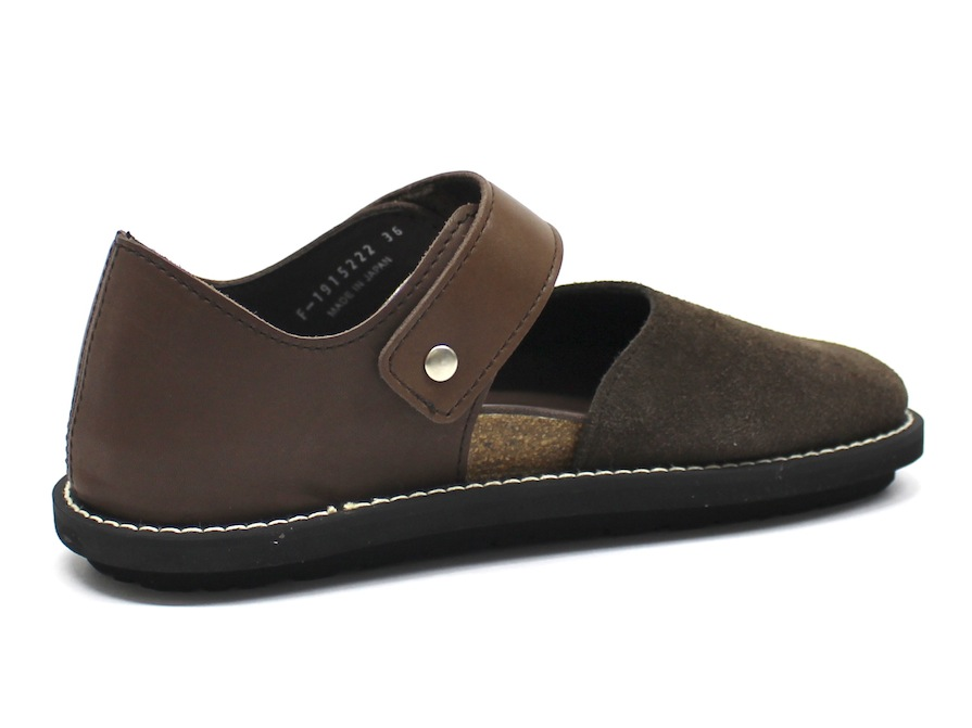 《SALE》PUFFIN 1 Brown×Brown 2