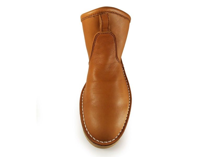 《SALE》SWIFT MID 2 LEATHER Camel