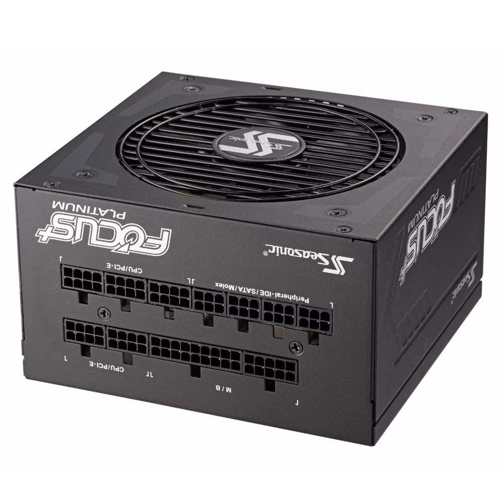 【Outlet品】【メーカー保証無】Seasonic製 80PLUS Platinum認証 FOCUS PLUS ATX電源  850W SSR-850PX