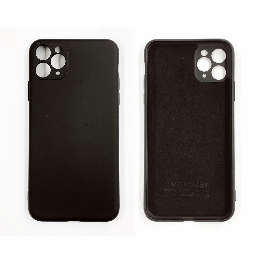 silicon case with camera frame iPhone11ProMax [在:A/N]