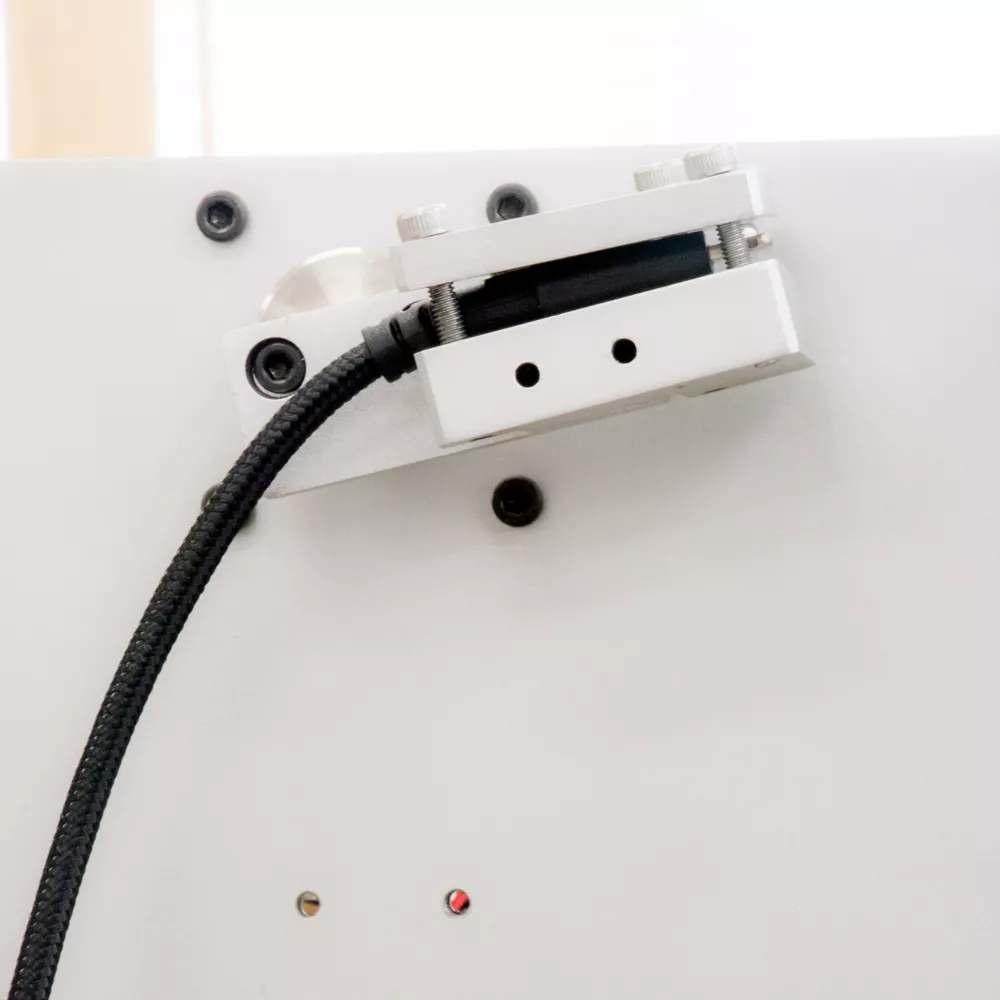 [新品]超タフUSB Type-C to Type-Cケーブル PowerDelivery対応 温度センサー搭載 MCPC認証 50cm/ブラック × レッド(OWL-CBSM2PKCC5-BKRE)[在:A/N]