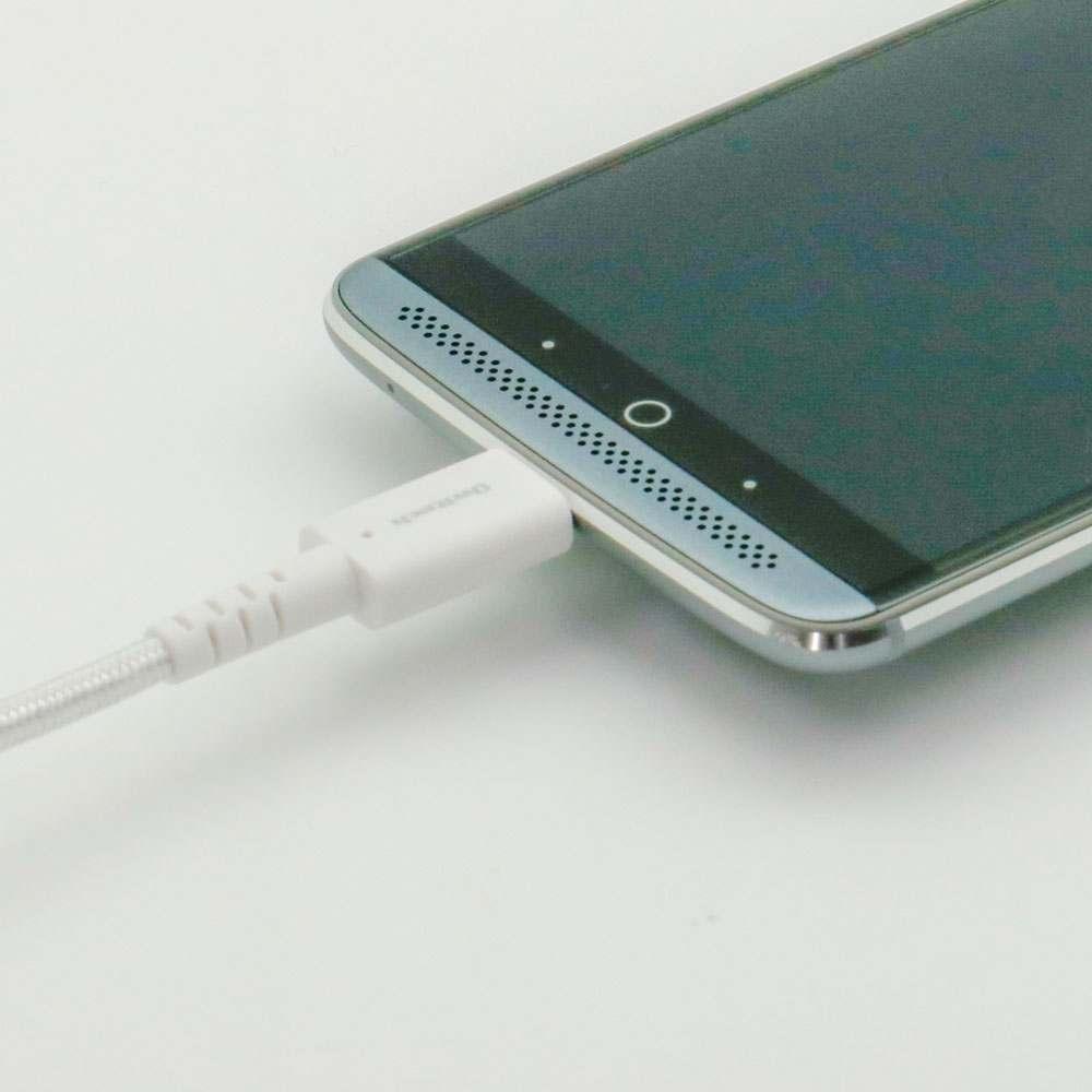 [新品]超タフUSB Type-C to Type-Cケーブル PowerDelivery対応 温度センサー搭載 MCPC認証 2.0m/ブラック × レッド(OWL-CBSM2PKCC20-BKRE)[在:A/N]