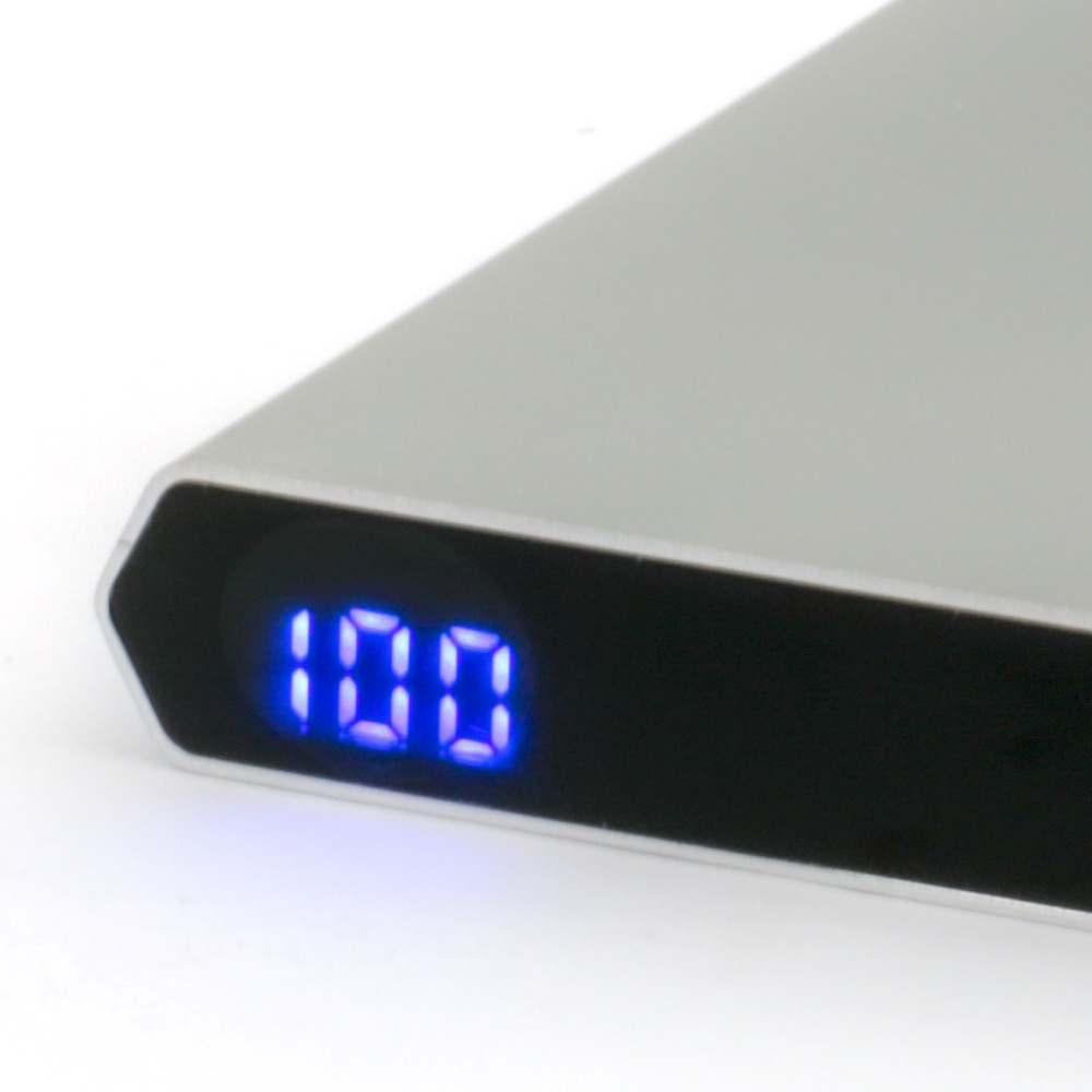 未使用アウトレット モバイルバッテリー デジタル残量表示 10,000mAh PD18W入出力対応Type-Cポート搭載 OWL-LPB10011 環境配慮型パッケージ