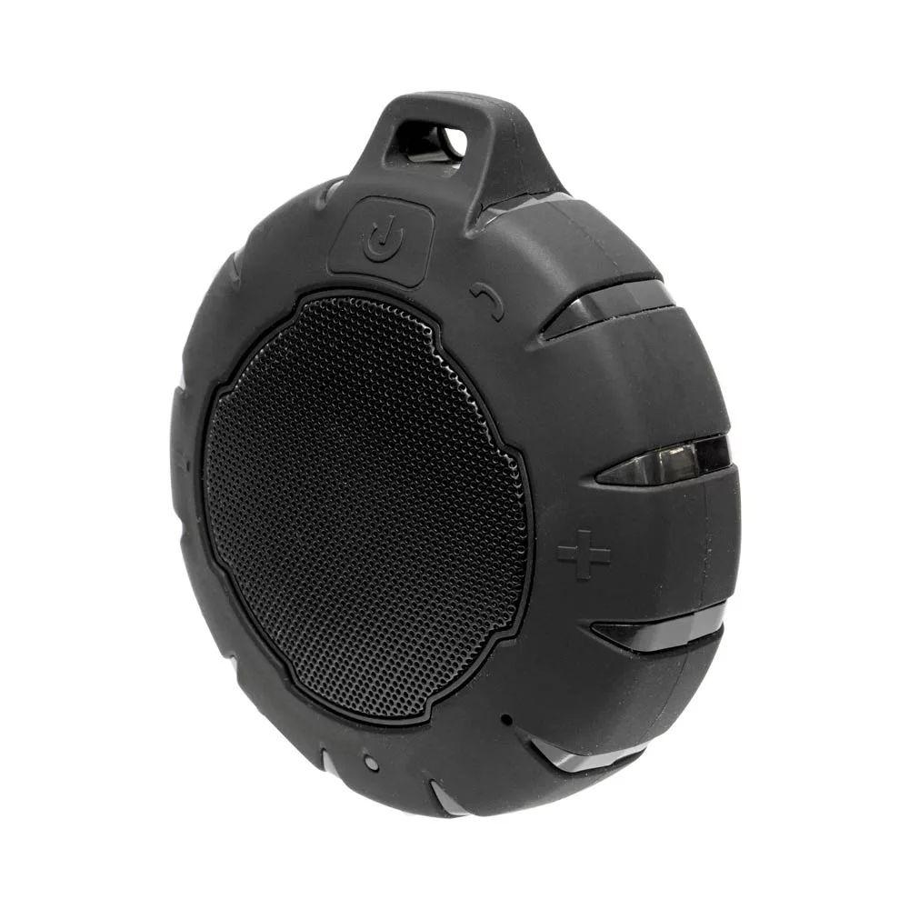 [未使用アウトレット]水に浮く マイク機能搭載 カラビナ付 Bluetooth 防水スピーカー OWL-BTSPWP01