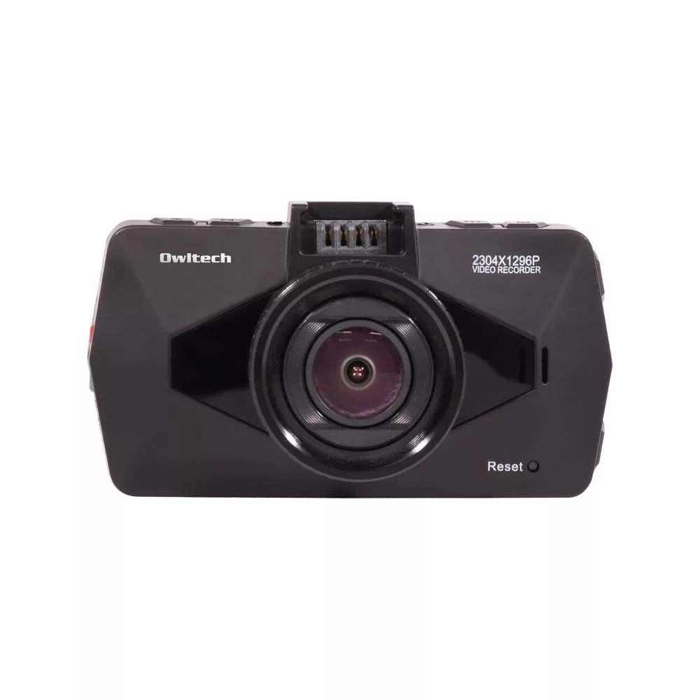 [OutLet][メーカー保証無]GPS付き スーパーHD 超高解像度 超広角135° ドライブレコーダー(ブラック)OWL-DR06-BK  [在:A]
