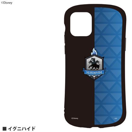 ディズニー ツイステッドワンダーランド iPhone 11 Pro対応 ハイブリッドガラスケースDN-704