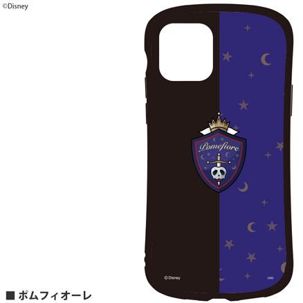 [特別企画アクリルシールプレゼント!] iPhone 11/XR対応 ツイステッドワンダーランド(ツイステ) ハイブリッドガラスケース DN-705