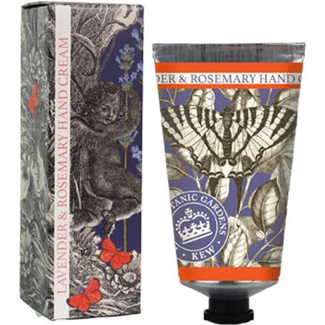 English Soap Company(イングリッシュソープカンパニー)ラグジュアリーハンドクリーム【ラベンダー&ローズマリー】