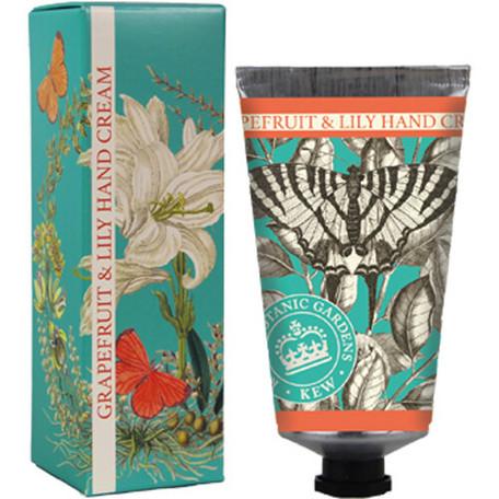 English Soap Company(イングリッシュソープカンパニー)ラグジュアリーハンドクリーム【グレープフルーツ&リリー】