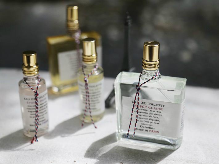 アロマリン Made in Paris(メイドインパリ)ミニトワレ 15ml【エトワールムスク】
