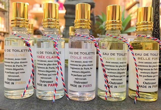 アロマリン Made in Paris(メイドインパリ)ミニトワレ 15ml【ベル フォレ】