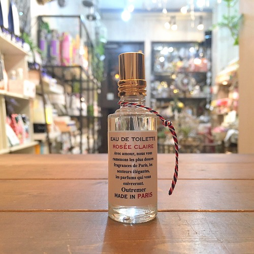 アロマリン Made in Paris(メイドインパリ)ミニトワレ 15ml【ロゼ クレール】
