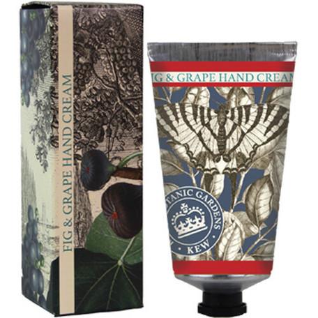 English Soap Company(イングリッシュソープカンパニー)ラグジュアリーハンドクリーム【フィグ&グレープ】