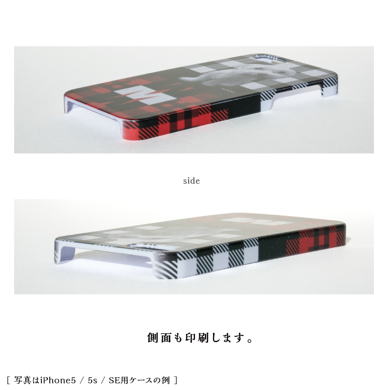 スマホケース [iPhone用]【Check-A】