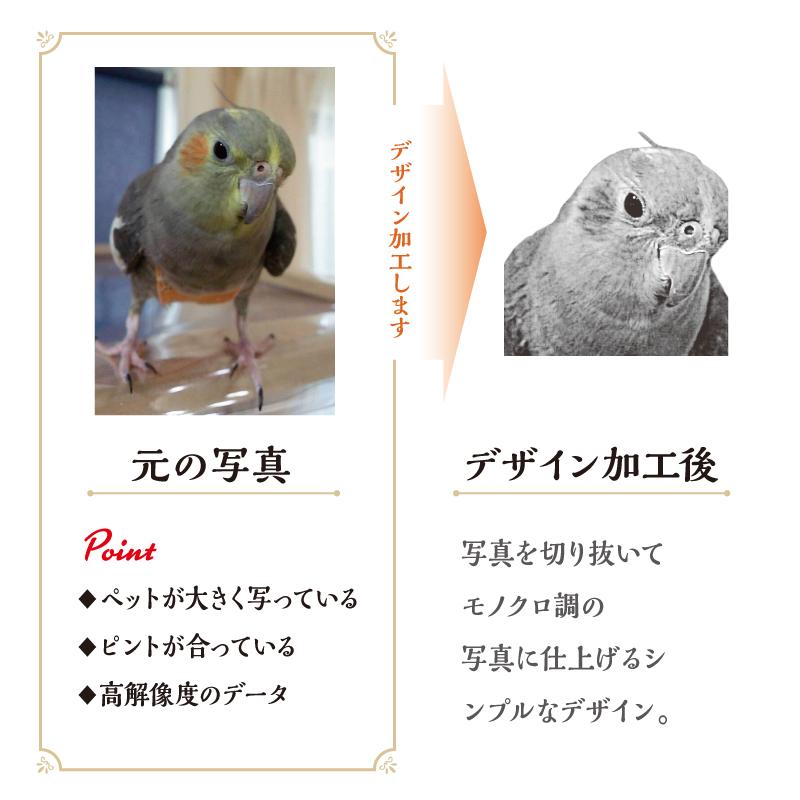 うちの子切手 84円スクエア/Initial
