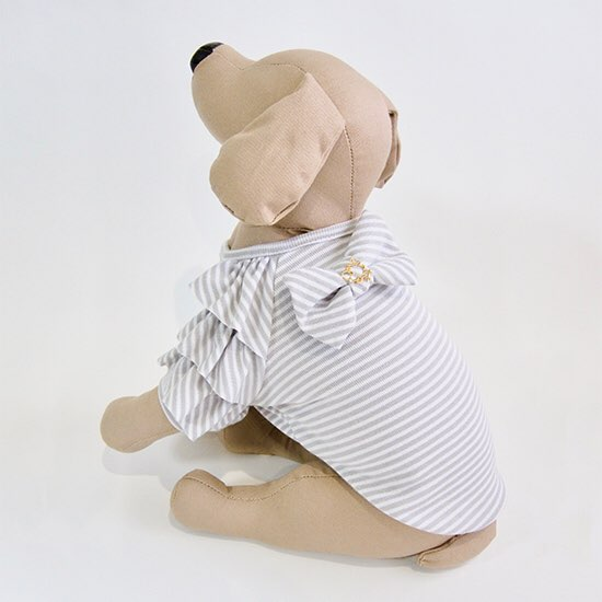 ポール 4色 【犬用 Tシャツ】