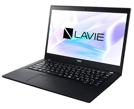 NEC Lavie Direct NS ノート PC-GN164LFLF/H1T カームブラック Core i5-8265U(1.6GHz) 8GB 1TB DVD-マルチ 15.6FHD光沢 無線LAN○ Win10 Pro 64bit