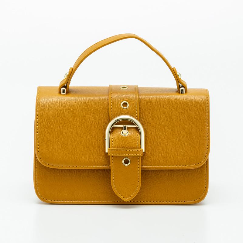 ベルトデザイン2WAYハンドバッグ