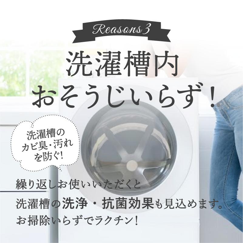 つけおきメインの洗濯用洗剤Rinenna#1 1kg+詰替1kg