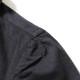 RING JACKET Napoli リングヂャケットナポリ ハンド8工程 セミワイドカラーコットン鹿の子ポロシャツカラ【グレー・ブラウン・ホワイト/無地】