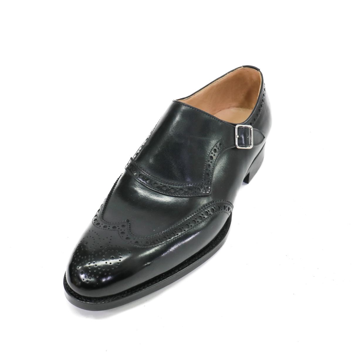 Saint Crispin`s Single Monk Shoes