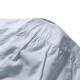 RING JACKET Napoli リングヂャケットナポリ ハンド9工程 TOSSETI コットン・リネン レギュラーカラーシャツ ショートポイント【ブルー/無地】
