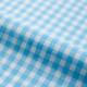 RING JACKET Napoli リングヂャケットナポリ ハンド9工程 CANCLINI ボタンダウンシャツ【ブルー/チェック】