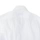 RING JACKET Napoli 9ポイントハンド ラウンドカラー シャツ 【無地 / ホワイト】