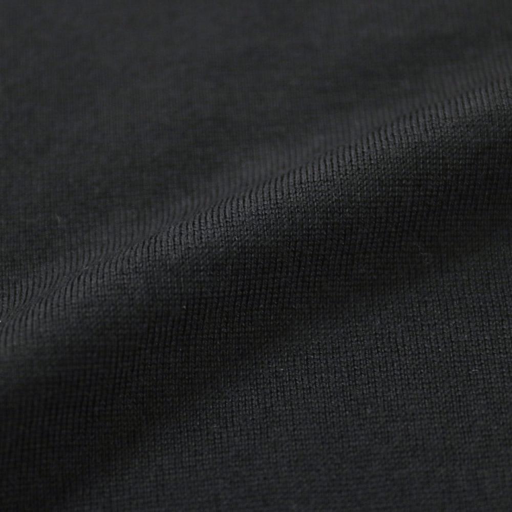 RING JACKET Napoli リングヂャケットナポリ ハイゲージ ウールニットポロセーター【ブラウン・ブルー・ブラック/無地】