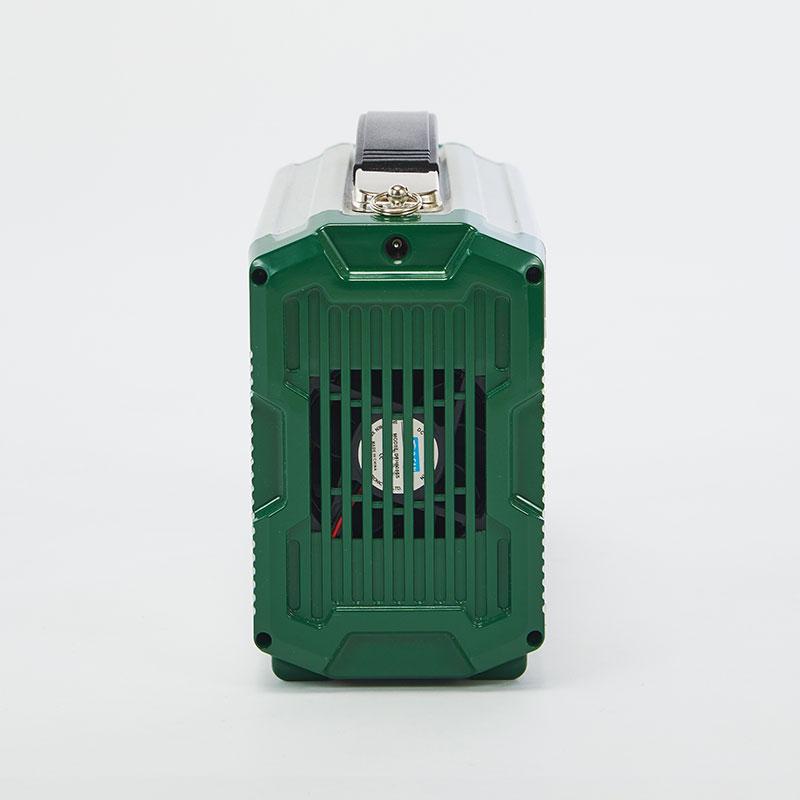 圧倒的な軽さ!蓄電池エナジープロミニ LB-200★災害・防災・キャンプ・レジャーに最適なコンパクトサイズ