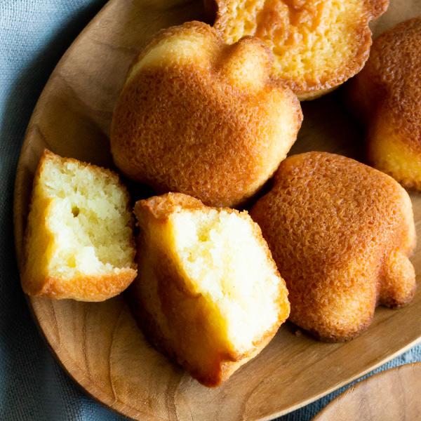 りんごとバター。フィナンシェ 21個入 proper