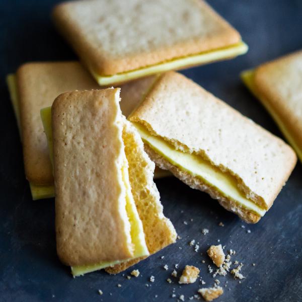りんごとバター。クッキー 10枚入 proper