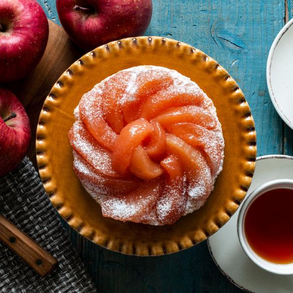 りんごとバター。タルトタタン proper