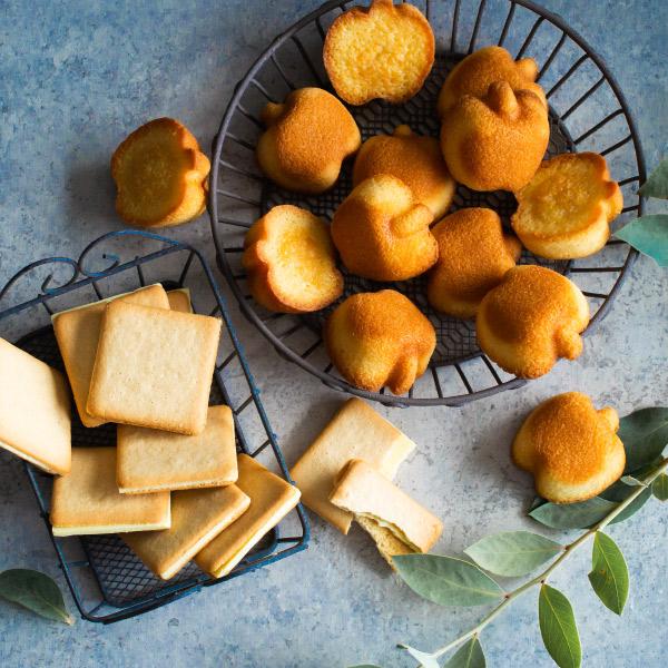 りんごとバター。ギフトセットM Agift