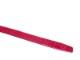 クロコダイル ツヤ 40ミリ ベルト ピンク