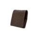 オーストリッチ Boxタイプコインケース ニコチン ※こちらの商品は会員登録時に付与されるポイントのご利用はできません。